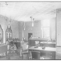Southern New England Telephone Company, administration building, New Haven, Connecticut. Business office I