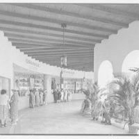 World's Fair, Florida Building. Orange sherbet bar