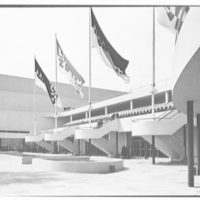 World's Fair, Ford Motor Building. Loading ramps