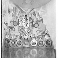 World's Fair, Ford Motor Building. Mobile mural