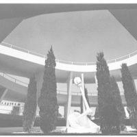 World's Fair, Ford Motor Building. Noguchi statue III