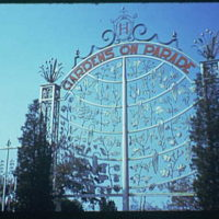World's Fair. Gardens on Parade gate