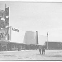 World's Fair. Kodak Building