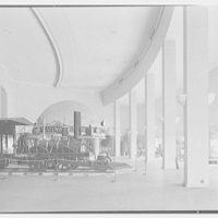 World's Fair, Railroad Building. Main interior I