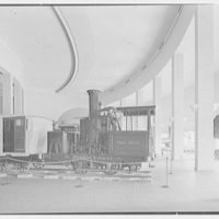 World's Fair, Railroad Building. Main interior II