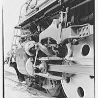World's Fair, railroad exhibit locomotives. New York City 5453, detail II
