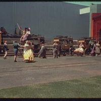 World's Fair, railroad pageant. View III
