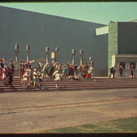 World's Fair, railroad pageant. View VIII