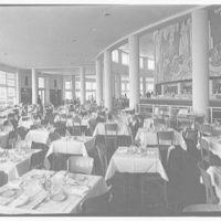 World's Fair, Schaefer Center. Main restaurant