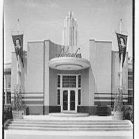 World's Fair, Schaefer Center. Side entrance