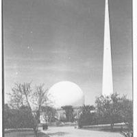 World's Fair. Trylon & perisphere III