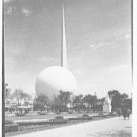 World's Fair. Trylon & perisphere IV
