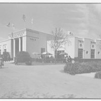 World's Fair, Y.M.C.A. General exterior, side view