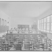 Aquinas High School, E. 182nd St. and Belmont Ave., Bronx. Chemistry room