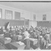 Aquinas High School, E. 182nd St. and Belmont Ave., Bronx. Room no. 3, I