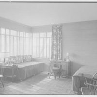 Charles S. Payson, residence in Hobe Sound, Florida. Boy's room