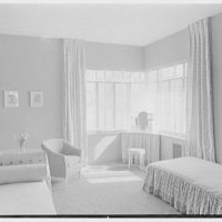 Charles S. Payson, residence in Hobe Sound, Florida. Little girl's room