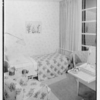 Collier's House at PEDAC, New York City. Girl's room I