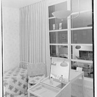 Collier's House at PEDAC, New York City. Girl's room II