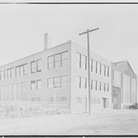 Egleston Bros., Borden Ave. and 30th St., Long Island City. General exterior from left