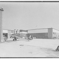 Grumman Aircraft Engineering Corp., Bethpage, Long Island. General exterior