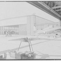 Grumman Aircraft Engineering Corp., Bethpage, Long Island. Interior III