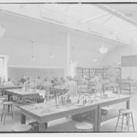 Kent School, Kent, Connecticut. Auditorium building, science laboratory