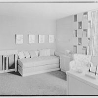 Leon Levy, residence at Schoolhouse Ln. and Henry Ave., Germantown, Pennsylvania. Boy's room I