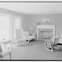 Lifehouse no. 3, Harbour Green, Massapequa, Long Island. Living room
