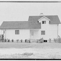 Lifehouse no. 4, Nassau Shores, Massapequa, Long Island. Rear from center
