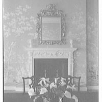 Mrs. Francis A. Shaughnessy, residence on Ocean Blvd., Palm Beach, Florida. Dining room III
