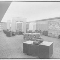 National Cash Register Co., 50 Rockefeller Plaza. Large view of salon I