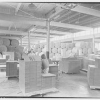 Pequot Manufacturing Company, 73rd Ave., Glendale, Queens, New York. Interior I