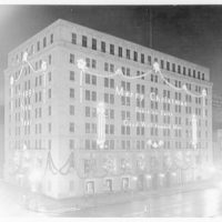 Potomac Electric Power Co. Building. Christmas 1940, Potomac Electric Power Co. V