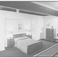 Sachs Quality Furniture Inc., business at 150th and 3rd Ave., New York City. Third floor, picture bedroom