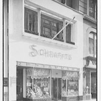 Schrafft's, 383 5th Ave., New York City. Exterior