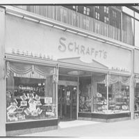 Schrafft's, 625 Madison Ave., New York City. Exterior