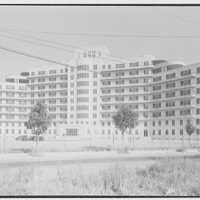 Triboro Hospital for Tuberculosis, Parsons Blvd., Jamaica, New York. General exterior