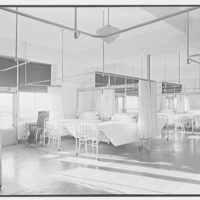 Triboro Hospital for Tuberculosis, Parsons Blvd., Jamaica, New York. Typical twenty-four-bed ward II
