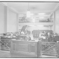 American Bureau of Shipping, 47 Beaver St., New York City. Main floor