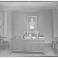 American Bureau of Shipping, 47 Beaver St., New York City. Outer office of president
