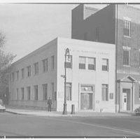 Bank of the Manhattan Company, Bayside, Long Island. Exterior