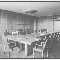 Brooklyn Public Library (Ingersoll Memorial), Prospect Park Plaza, New York. Directors' room I