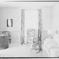 C. Henry Buhl, residence in El Vedado, Palm Beach, Florida. Study