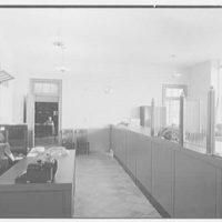 Cardinal Hayes Memorial High School, Grand Concourse, Bronx, New York. Administration office
