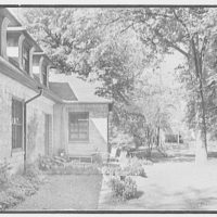 C.G. Michalis, residence in Garrison, New York. Butler's cottage