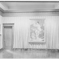 Chester Dale, residence at 20 E. 79th St., New York City. South gallery, to west wall