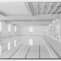 Greenwich Boys' Club, Greenwich, Connecticut. Pool II