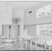 H.E. Brown Co., business at 833 Franklin Ave., Garden City, Long Island. Interior III