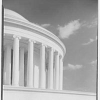 Jefferson Memorial, Washington, D.C. Detail II